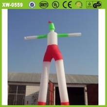 Festival decoration top quality cheap inflatable air dancer costume