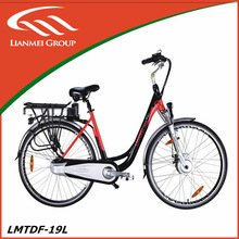 26'' adult electric bikes with CE EN15194 (LMTDF-19L)