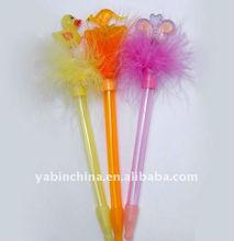 2014 Plastic Shenzhen Good Quality Smooth Writing Animal Shape Pen