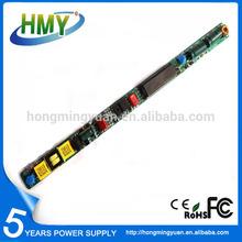 Single output 18W LED Power Supply isolated led tube driver 350ma