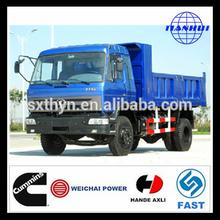 Super 4x4 mini dump truck for sale