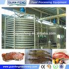 IQF quick freezer / chicken freezing machine