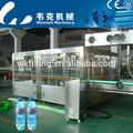 Plc de control automático de agua de la botella de llenado del sistema/agua mineral de llenado de la línea de producción