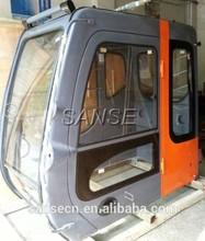ZX200 excavator cab