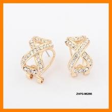 new fashion Cartoon bow boutique earrings