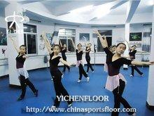 plastic flooring,anti-static pvc flooring for dancing room