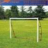 PVC portable soccer goal for backyard,sports field,club or school (FD805S)