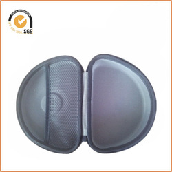 0650 hot sales protective eva manufacturer travel cases with headphone