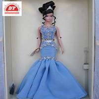 ICTI factory OEM custom pvc cloth doll bodies