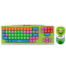 children keyboard and mouse mouse pad combo