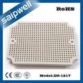 abs الكهربائية وحة التركيب saipwell ip66 لمربع من البلاستيك