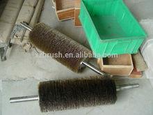 bronze wire strip brush