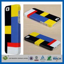 C&T IMD hard design for iphone 5 hard plastic cases