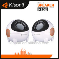 Portable+ High end Speakers(K800) With Excellent Sound for Computer, pc