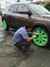 RC series: green glow in dark, Air-dry ,Easily peel off,Rubber paints,Coating colordip plasti dip,Car Spray Paint Film, painting