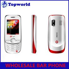 Al Por Mayor Telefono Movil with spanish Dual Sim Bluetooth Coolsand 8851A MP4 Model T608 cheap bar phone