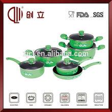 aluminium non-stick cookware fry pan