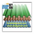 Bonne qualité anti- l'érosion ondulé tuile acier