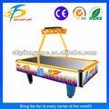 electrónico de la moneda operado máquinas de lotería loco air hockey mesa de juego