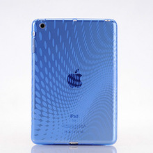 New Pattern Soft Gel TPU Case for iPad Mini
