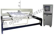 Hot sale mattress manufacturing machine,happy embroidery machine