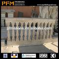 polido mão decorativos esculpidos em pedra passo de escada