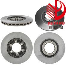 MB407039 Grey Iron car parts 52761-5H000 Hyundai Galloper brake disc rotor