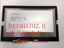 B133HAT02.0 Full LCD Touch Digitizer for Lenovo Yoga 13 2nd