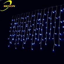 Garden lighting christmas tinsel icicles