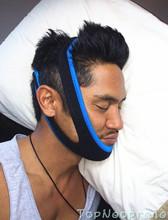 Neoprene Stop Snoring Chin Strap Anti Apnea Jaw Solution Sleep, OEM neoprene chin medical support strap