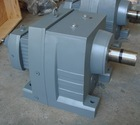 R series coaxial inline conveyor speed reducer