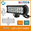 Super bright led light bar, IP68 SAE J1455 Dual Row led bar for offroad ATV UTV SUV Marine Mining lights