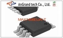 MAX7408EUA+T IC FILTER LOWPASS 5TH 8UMAX MAX7408EUA 7408 MAX7408 MAX7408E MAX7408EU 7408E