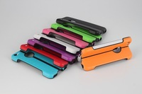 For Apple iPhone 5 5S High Quality Ultra Thin Luxury Hard PC Plastic Stand Case