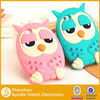 "for iphone 5 silicone case,for iphone 5"" OWL silicon case"