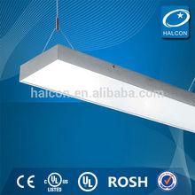 2014 new ul ce LED modern suspended lighting fixture crystal round pendant lighting beads office lighting fixture pendant lamp