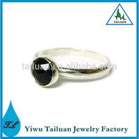 Black Diamond Darry Ring