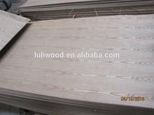 1220*2440mm natural ash/beech/walnut veneered mdf