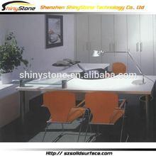 Amazing modern restaurant solid surface cherry office desk