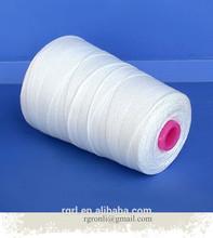 100% polyester Chemical fiber 2*3 bag closing thread