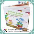 الرخيصة من الورق المقوى الطباعة الملونة الكتاب قصة الاطفال صور الحيوانات