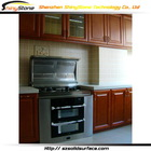 Amazing modern office modified solid surface weight of kitchen cabinet