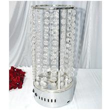 IDA Fashionable decoration lighted candle holder for wedding favor