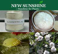 Broad spectrum pesticide 96% acetamiprid technical