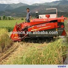 CE certificate 4LB-150 Head feed Combine harvester