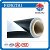Printable PVC Banner Flex Material 440gsm(13oz) 500D*500D 9*9 Surface White+Back Black