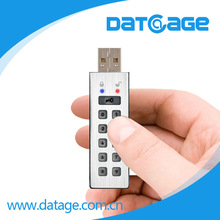 Datage Encryption protection metal USB flash memory disk