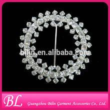 wholesale fashion jewelry rhinestone sash clip