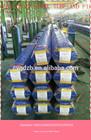 ERW Steel Pipe ASTM A252 Steel Pipe Pilings