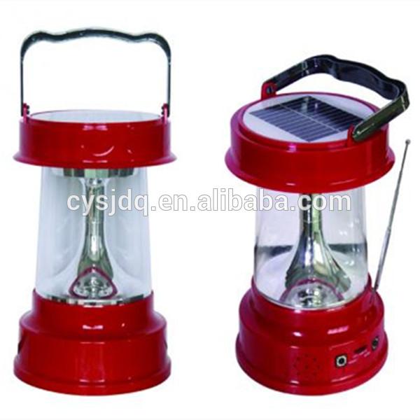 solar lantern light with radio
